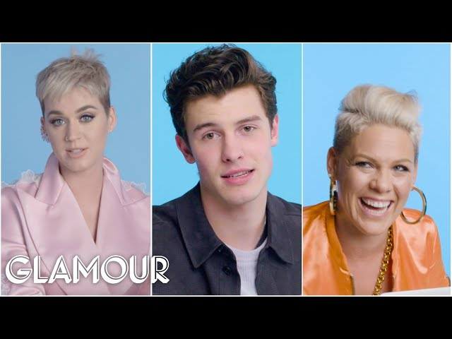 Katy Perry, Pink, Shawn Mendes and More Watch Fan Covers on YouTube