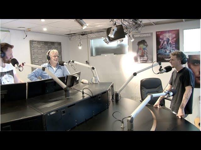 De stem van Heemskerk FM - Hans en Tim van 'Broodje Hans' met speciale gast Martijn Jasper