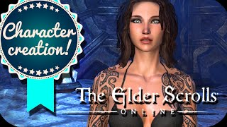 CHARACTER CREATION GUIDE - The Elder Scrolls Online - TESO