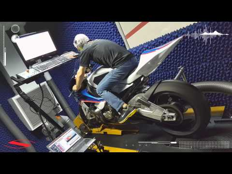 BMW S1000RR - SPIGA RACING DYNO