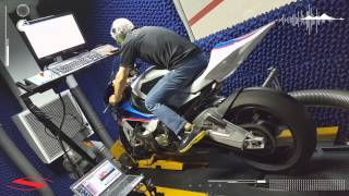 BMW S1000RR - SPIGA RACING DYNO