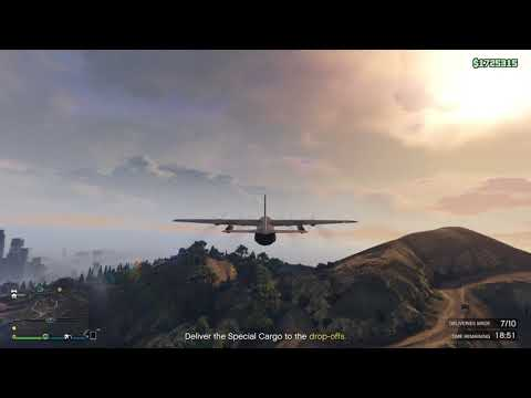 Grand Theft Auto V Large Warehouse Sell Broke