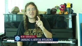 Ben Goertzel -  Emergence, Reduction & Artificial Intelligence