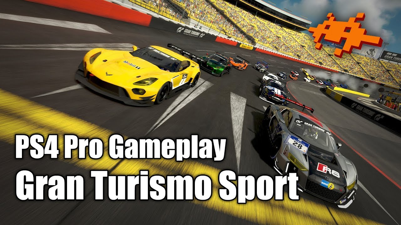 gameplay gran turismo sport ps4 pro gt sport deutsch youtube. Black Bedroom Furniture Sets. Home Design Ideas