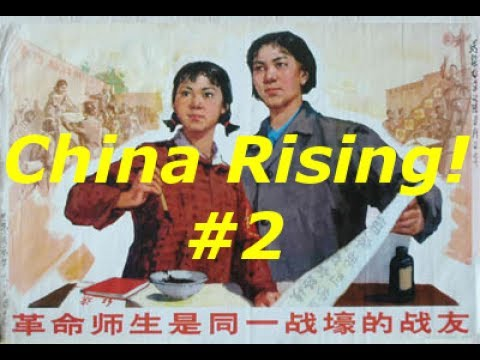 Hearts of Iron 4 - How To Play As China - Dragon Rising! #2 Glorious Leader Wang Jingwei!