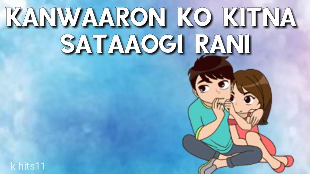 Mujhse Shaadi Karogi | WhatsApp Status | Hindi Song | Best ...