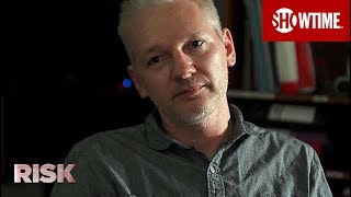 Showtime documentary films presents risk, the latest from academy award winner laura poitras (citizenfour) starring julian assange.subscribe to t...