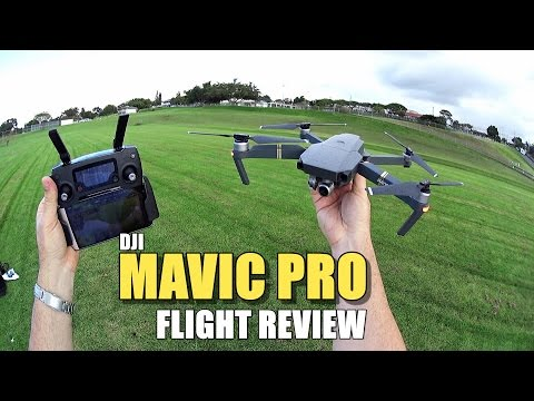 DJI MAVIC PRO Review - [Flight Test In-Depth / Pros & Cons]