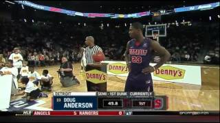 2013 State Farm Slam Dunk Contest - Doug Anderson Video