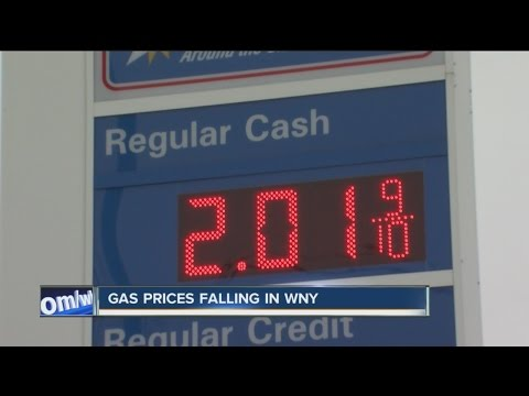 Cheap gas prices helping WNY businesses