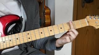 Porcupine Tree - Shallow (Guitar Lesson)