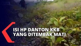 Danton KKB Ditembak Mati, TNI-Polri Temukan Video Baku Tembak di HP Ferry Ellas