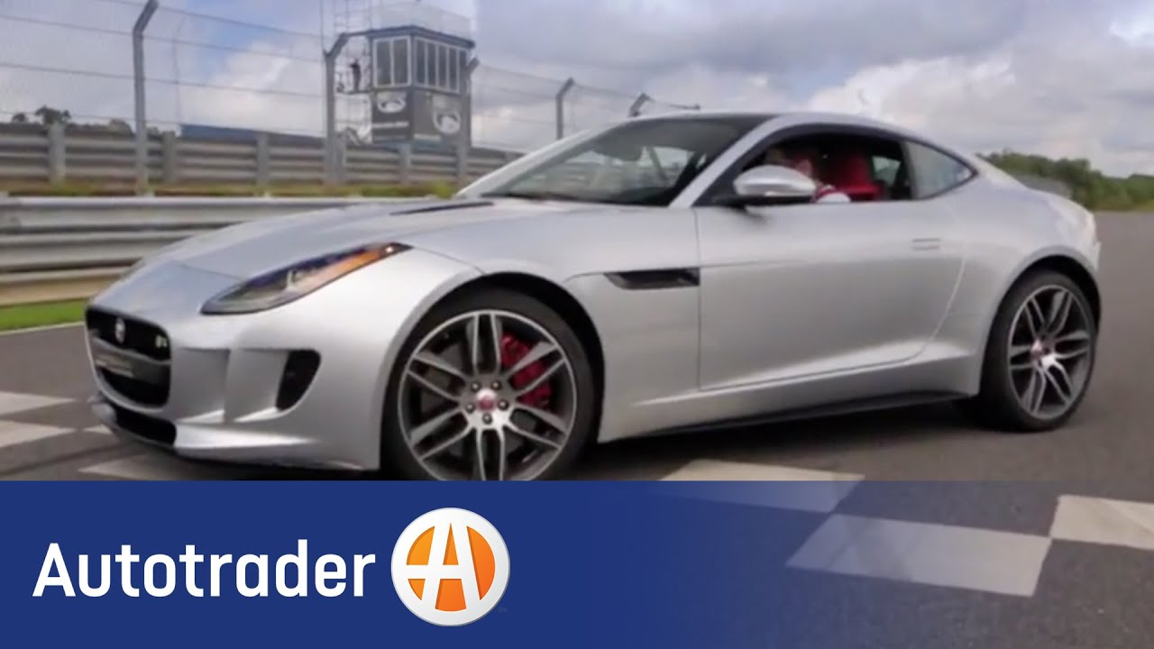 2015 Jaguar F Type R | 5 Reasons To Buy | Autotrader   YouTube