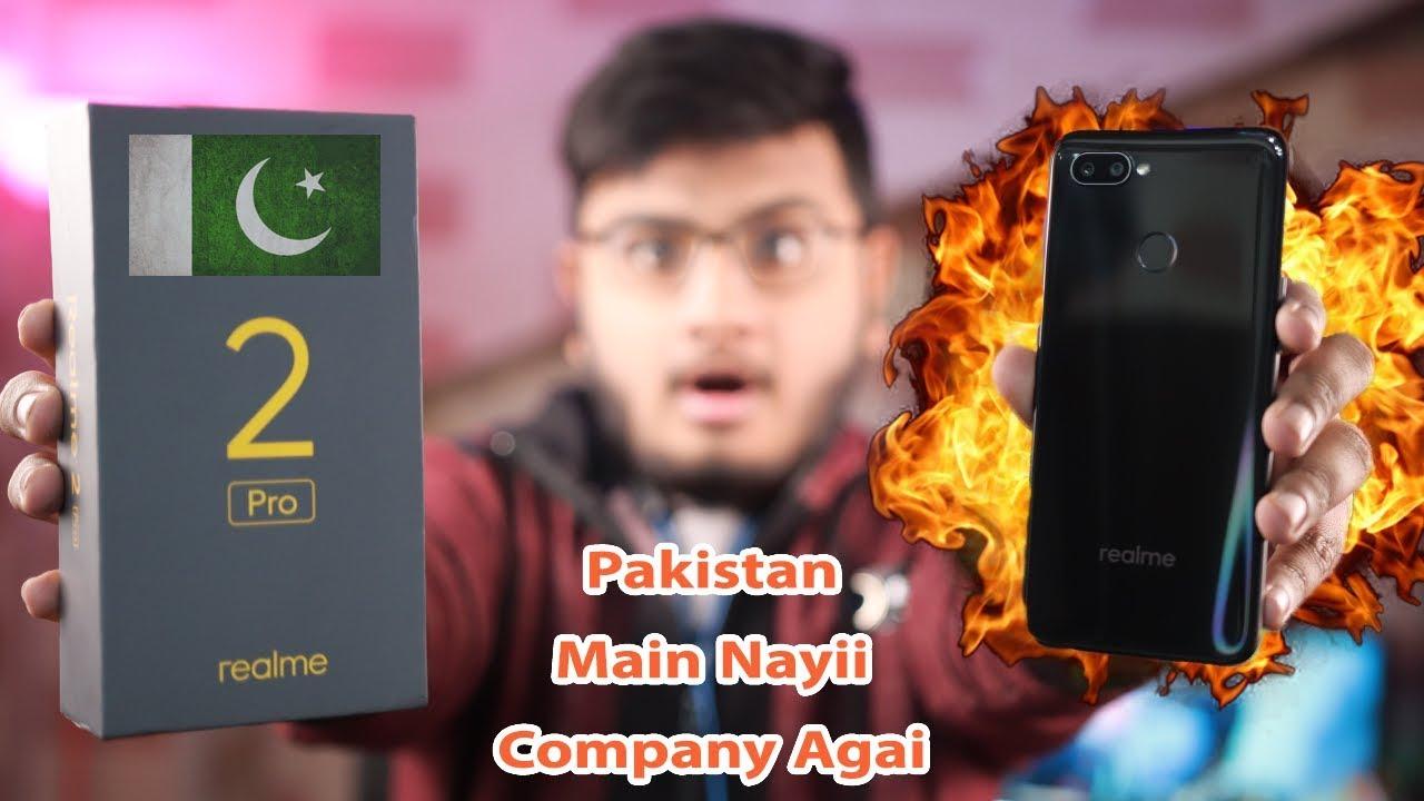 Realme 2 Pro Price in Pakistan, Detail Specs - Hamariweb