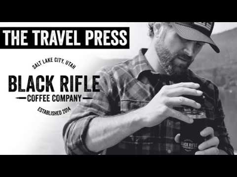 ON THE GO JOE | Black Rifle Coffee Company Presents: The Travel Press