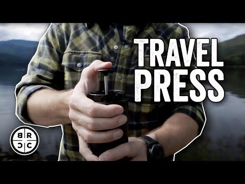 ON THE GO JOE | Black Rifle Coffee Company Presents: The Travel Press