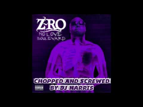 They Don't Understand- Z-Ro (Chopped and Screwed)