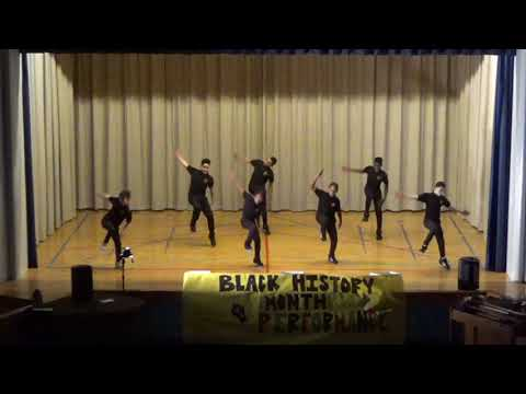 Black History Show at Madiba Prep Middle School PART 2