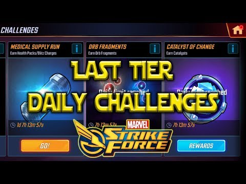 How to Play MSF on a Time Budget - MARVEL Strike Force
