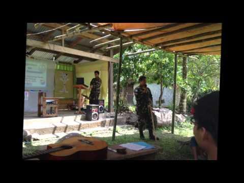 Summer Youth Camp 2015 at Lapuc, Buaya, Balbalan, Kalinga