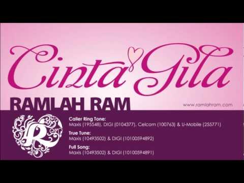 Download Cinta Gila by Ramlah Ram