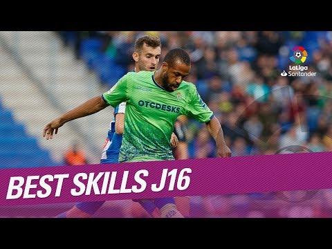 Best Skills J16 LaLiga Santander 2018/2019