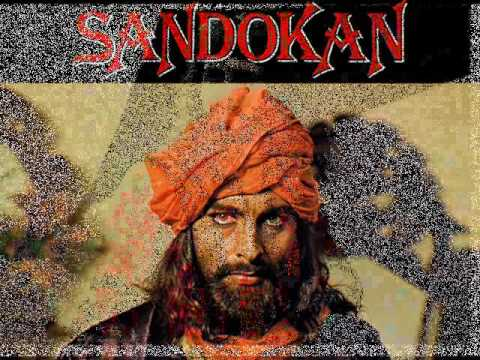 Sandokan  interprétée par Joel Prevost