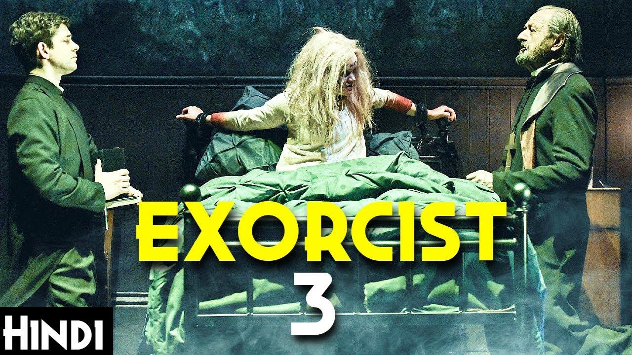 THE EXORCIST 3 (1990) Explained In Hindi | Exorcist Movie Part-3 | Different Concept | Ghost series
