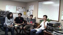 Los Cerritos Community News Interviews Norwalk high students