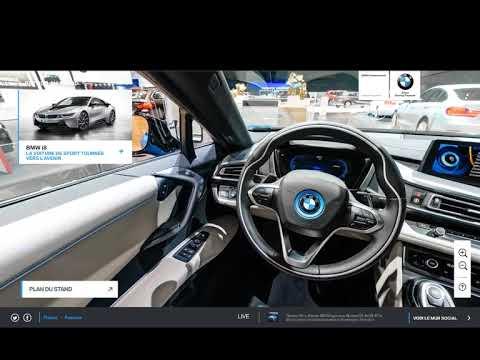 BMW stand at Geneva international car exhibition, Switzerland – 2015