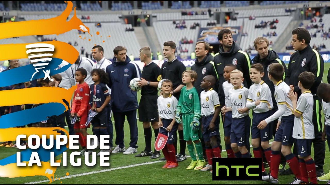 La finale des poussins du psg et du losc finale coupe de la ligue 2016 youtube - Finale coupe de la ligue 2014 ...