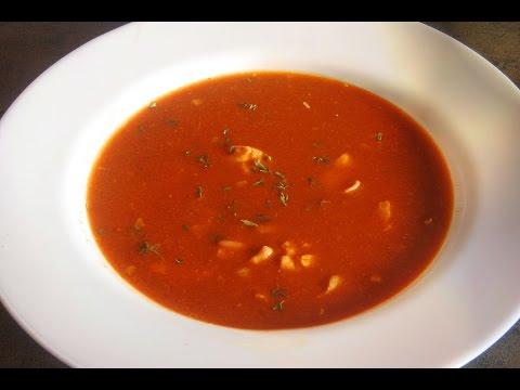 Halászlé Hungarian Fisherman's Soup Recipe /with Carp/trout/freshwater Fish