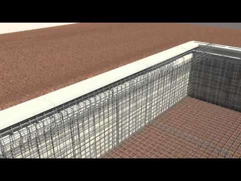 Proceso de construcci n de piscina reproducci n 3d youtube for Coste hacer piscina