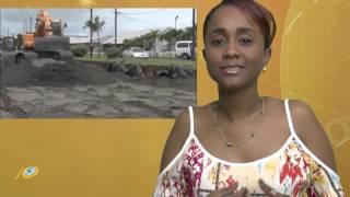 Het 10 Minuten Jeugd Journaal uitzending 6 april 2015 (Suriname / South-America)
