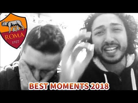 UN ANNO DI GIOIE E SMAD0NNE - BEST MOMENTS AS ROMA [2018 REWIND]