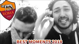 UN ANNO DI GIOIE E SMAD0NNE - BEST MOMENTS AS ROMA [2018 REWIND]