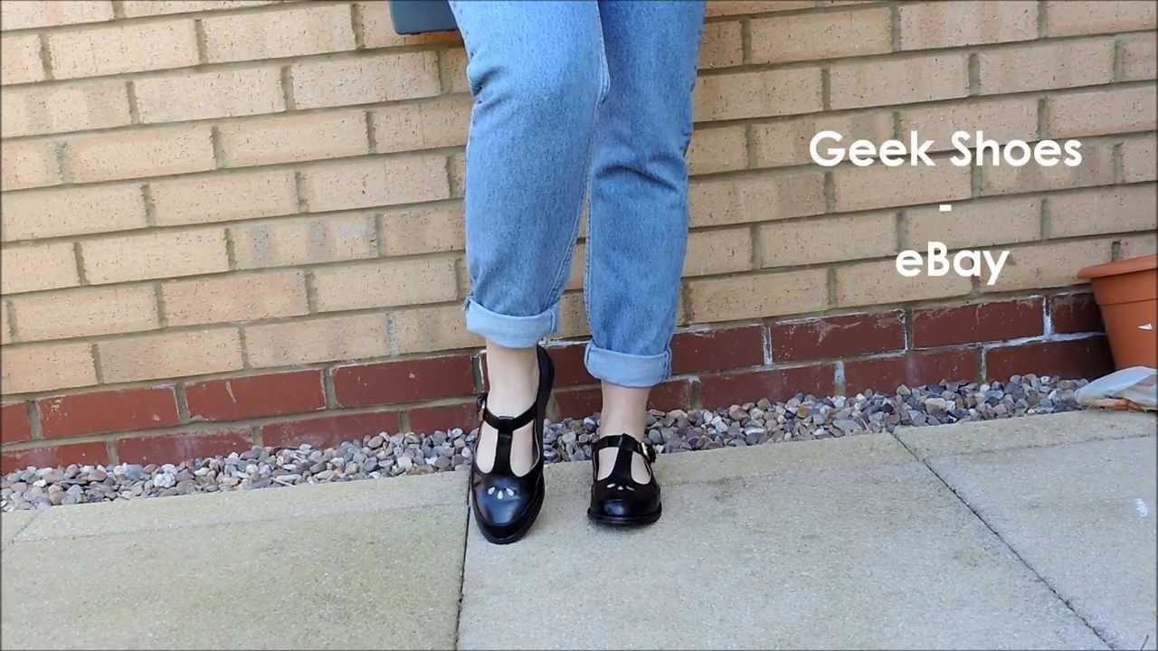 9d1ae01867bd8 How to // Style geek shoes (Mary Janes)