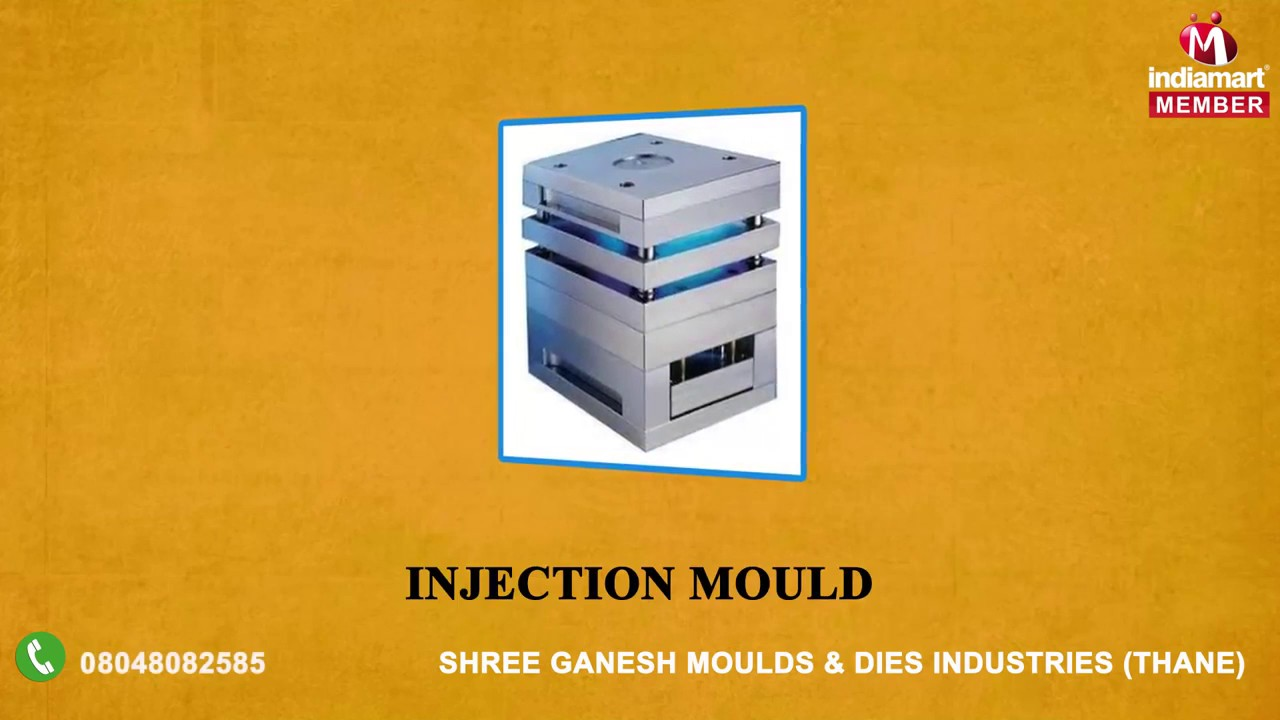Injection and Pet Moulds By Shree Ganesh Moulds & Dies Industries, Thane