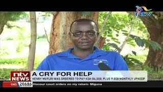 Kiambu AP officer says order on child support leaves him depressed