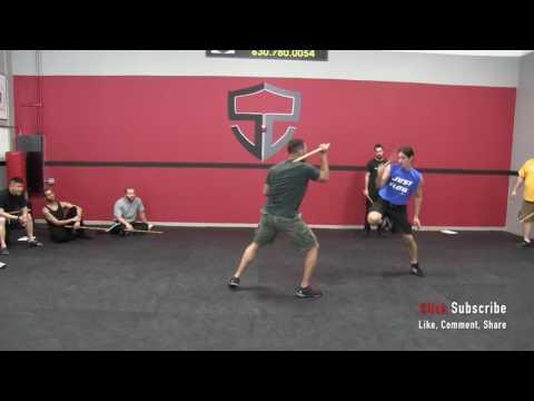 Paul Ingram Training Kali with Everyone! Filipino Martial Arts