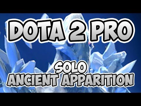 Dota 2 Pro - Ancient Apparition [7.25c] [Solo] [Gameplay] [Replay]
