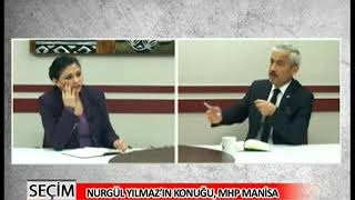 Nurgül Yılmaz İle Seçim 2015 MHP Manisa Milletvekili Aday Adayı Mehmet Kocatürk / 01 Nisan 2015