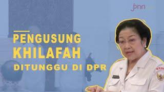 Megawati Siap Menerima Pengusung Khilafah di DPR - JPNN.com