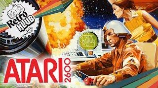 40 Jahre Atari 2600 inkl. RetroN 77-Test | Retro Klub