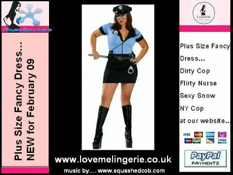 Clubwear Plus Size Adult Fancy Dress Costumes Roma Youtube