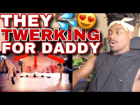 Oh They Twerking For Daddy...Cash Out -
