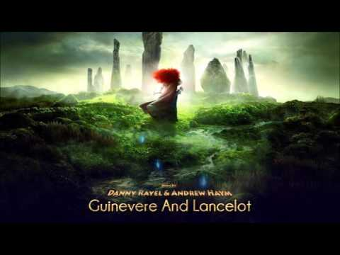Celtic Music - Guinevere and Lancelot by Andrew Haym & Danny Rayel