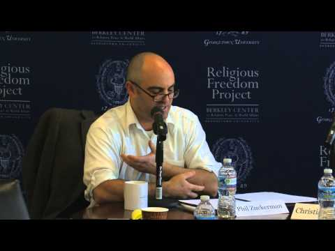 Phil Zuckerman Questions the Human Nature of Religion
