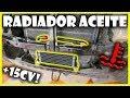 🛢️ Cómo Instalar Un Radiador De Aceite Termostático En El Coche Y Trucos | Modificaciones Mecánicas