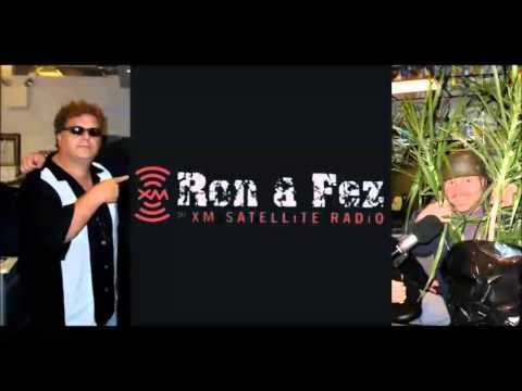 Classic Ron & Fez - The First XM Broadcast (09-12-2005)